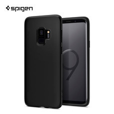 เคส Galaxy S9 SPIGEN Liquid Crystal - Matte Black