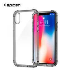 เคส iPhone X SPIGEN Crystal Shell - Dark Crystal