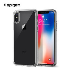 เคส iPhone X SPIGEN Ultra Hybrid - Crystal Clear