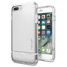 SPIGEN Case Apple iPhone 7 Plus Case Flip Armor - Satin Silver