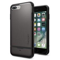 SPIGEN Case Apple iPhone 7 Plus Case Flip Armor - Gunmetal
