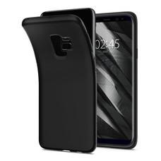 เคส Galaxy S9 SPIGEN Liquid Crystal - Matte Black