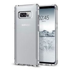 เคส Samsung Galaxy Note 8 SPIGEN Rugged Crystal - Crystal Clear