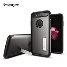 เคส iPhone 7 SPIGEN Slim Armor - Gunmetal