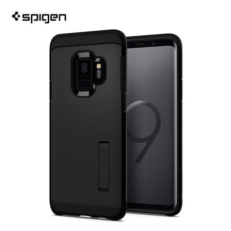 เคส Galaxy S9 SPIGEN Case Tough Armor - Black (SF)