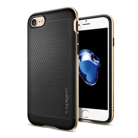 เคส iPhone 7 SPIGEN Neo Hybrid - Champagne Gold