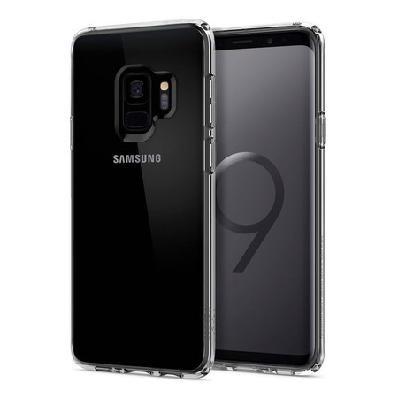 เคส Galaxy S9 SPIGEN Ultra Hybrid - Crystal Clear