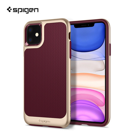 Spigen เคส iPhone 11 [NEO HYBRID] เคสกันกระแทก, เคสซิลิโคน