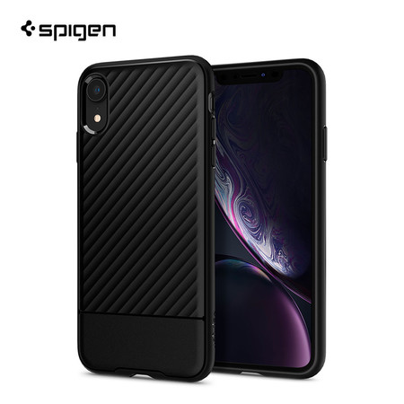 เคส Apple iPhone XR SPIGEN Case Core Armor : Black