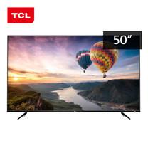 TCL LED 4K Smart TV ขนาด 50 นิ้ว รุ่น LED50P6US