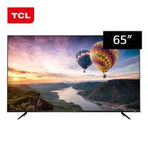 TCL LED 4K Smart TV ขนาด 65 นิ้ว รุ่นLED65P6US