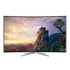 TCL LED 4K Curved Android Smart TV ขนาด 65 นิ้ว รุ่น LED65H9800
