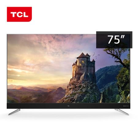 TCL LED 4K Android Smart TV ขนาด 75 นิ้ว รุ่น LED75C2US