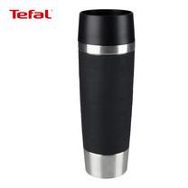 TEFAL แก้วเก็บอุณหภูมิ TRAVEL MUG GR ขนาด 0.5 ลิตร รุ่น K3081224 (Black)