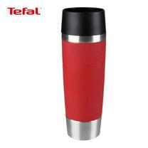 TEFAL แก้วเก็บอุณหภูมิ TRAVEL MUG GR ขนาด 0.5 ลิตร รุ่น K3084224 (Red)