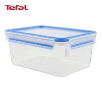 TEFAL กล่องถนอมอาหาร MasterSeal FRESH ความจุ 2.3 ลิตร - สีฟ้า (K3021522)