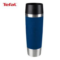 TEFAL แก้วเก็บอุณหภูมิ TRAVEL MUG GR ขนาด 0.5 ลิตร รุ่น K3082224 (Blue)