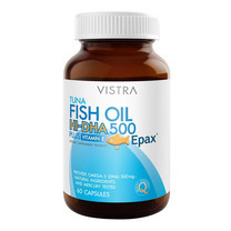 VISTRA TUNA FISH OIL HI-DHA 500 MG (BOT-60 CAPS)