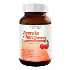 VISTRA ACEROLA CHERRY 1000MG (BOT-150TABS)