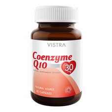 VISTRA COENZYME Q10 30 MG NATURAL SOURCE (BOT-30CAPS)