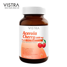VISTRA ACEROLA CHERRY 1000MG (BOT-100TABS)
