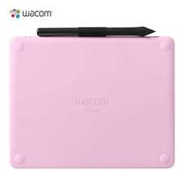 Wacom Intuos M, w Bluetooth แท็บเล็ตสำหรับวาดภาพกราฟิก รุ่น CTL-6100WL/P0-CX - สีชมพู (ประกันศูนย์ไทย 1 ปี)