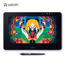 Wacom Cintiq Pro 13 แท็บเล็ตปากกาพร้อมหน้าจอและระบบสัมผัสสำหรับวาดภาพกราฟิก รุ่น DTH-1320