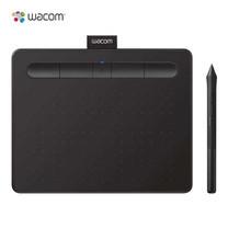 Wacom Intuos S Bluetooth แท็บเล็ตสำหรับวาดภาพกราฟิก รุ่น CTL-4100WL-K0-CX สีดำ