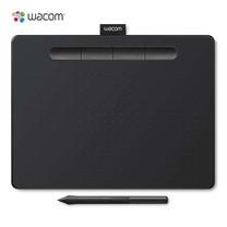 Wacom Intuos M, w Bluetooth แท็บเล็ตสำหรับวาดภาพกราฟิก รุ่น CTL-6100WL/K0-CX - สีดำ (ประกันศูนย์ไทย 1 ปี)