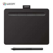 Wacom Intuos S w/o Bluetooth แท็บเล็ตสำหรับวาดภาพกราฟิก สี Black (ประกันศูนย์ไทย 1 ปี)
