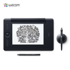 Wacom Intuos Pro M Paper Edition แท็บเล็ตสำหรับวาดภาพกราฟิก รุ่น PTH-660/K1