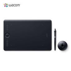 Wacom Intuos Pro M แท็บเล็ตสำหรับวาดภาพกราฟิก รุ่น PTH-660