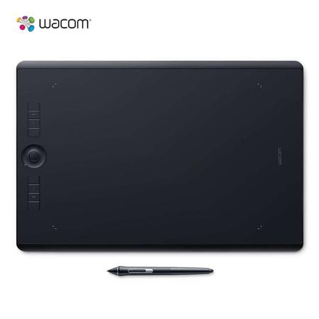 Wacom Intuos Pro L แท็บเล็ตสำหรับวาดภาพกราฟิก รุ่น PTH-860