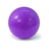 ลูกบอลออกกำลังกาย ขนาดเล็ก 25 ซม. Mini Pilates Ball 25 cm ( สีม่วง )