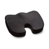 เบาะรองนั่ง เมมโมรี่โฟม พร้อมเจลเย็น Memory Foam With Cooling Gel Seat Cushion -Black