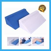 Abloom หมอนรองขา ทรงสามเหลี่ยม มีซิป รุ่น R Shape Triangle Shape Leg Pillow , Bed Wedge Pillow (มีไซต์ให้เลือก)