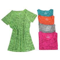 ลด 90%เสื้อยืด ออกกำลังกาย ย้อมสี ผ้าแห้งไว Dyed Sports T-Shirt Sportswear