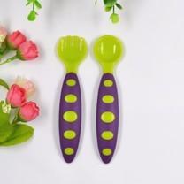 ช้อนสำหรับเด็ก ฝึกทานอาหารด้วยตัวเอง (Spoon Set for Children)