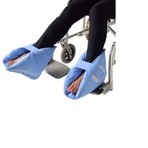 Abloom หมอนรองเท้า ป้องกันแผลกดทับ สำหรับรองส้นเท้า Foot Pillow, Heel Protection, Anti-Decubitus Ankle Protection 1 คู่