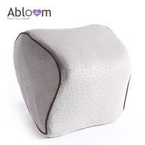 Abloom หมอนรองคอในรถ เมมโมรี่โฟม Memory Foam Car Neck Pillow - สีเทา