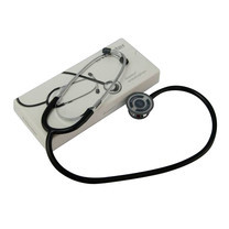 หูฟังแพทย์ ประเทศเยอรมัน หูฟังทางการแพทย์ Riester Stethoscope Duplex (R4011) - สีดำ