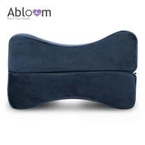 Abloom หมอนรองขา (แบบพับได้) - สีน้ำเงิน
