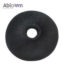 หมอนโดนัท เมมโมรี่โฟม รองก้น กันแผลกดทับ Memory Foam Donut Pillow - สีดำ