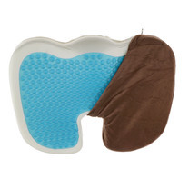 เบาะรองนั่ง เมมโมรี่โฟม พร้อมเจลเย็น Memory Foam With Cooling Gel Seat Cushion
