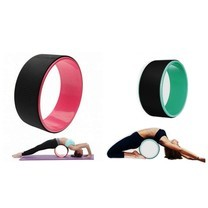 Yoga Wheel Pilates วงล้อโยคะ พิลาทิส (มีสีให้เลือก)