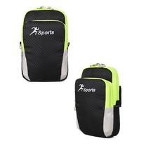 กระเป๋าคาดแขน ออกกำลังกาย Arm Bag Running Bag (สีดำ)