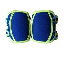 Abloom สนับเข่าเด็ก สำหรับหัดคลาน เดิน แบบหนาพิเศษ Super-Thick Baby Knee Pads(Blue)