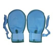 Abloom ถุงมือกันดึง ป้องกันผู้ป่วยเผลอดึงสายน้ำเกลือ Restraint Gloves ไซส์ใหญ่