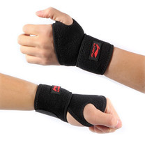 BEGINS อุปกรณ์พยุงข้อมือ Wrist Support (สีดำ)