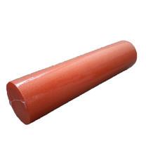 โฟมโรลเลอร์ นวดกล้ามเนื้อ ยาว 60 ซม. (สีส้ม)
